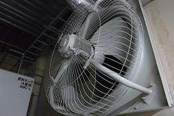送風機整備工事